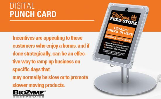 Digital Punch Card