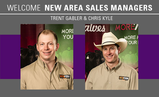 Welcome New Area Sales Managers