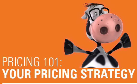 Pricing 101:  your pricing strategy