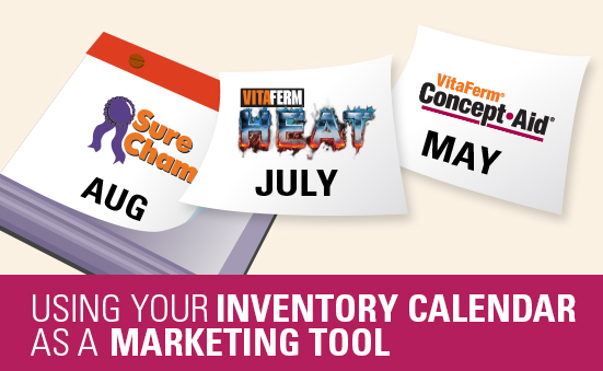 Using Your Inventory Calendar as a Marketing Tool