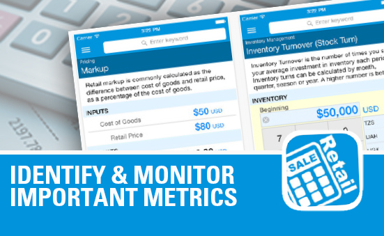 Identify and Monitor Important Metrics