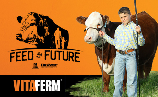 Introducing Feed the Future: Investing in youth by bringing Hereford breeders to your door