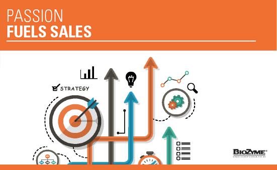 Passion Fuels Sales