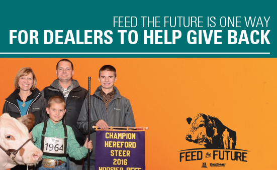 Feed the Future is One Way for Dealers to Help Give Back