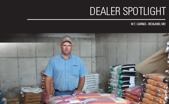Featured Dealer: W.T. Carnes
