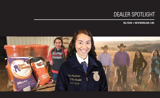 Featured Dealer: R&L Feeds