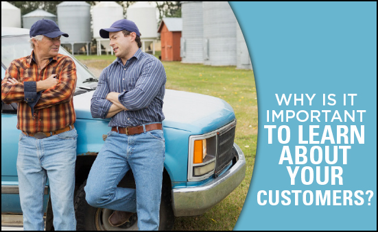 Why is it Important to Learn About your Customers?