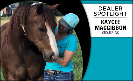 Dealer Spotlight: Kaycee Macgibbon