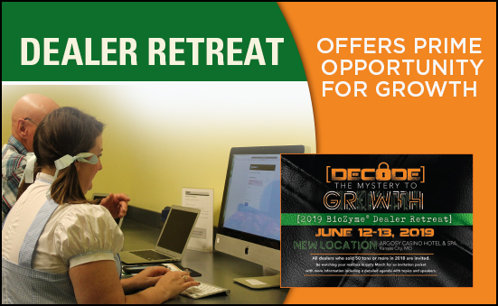 Dealer Retreat Offers Prime Opportunity for Growth