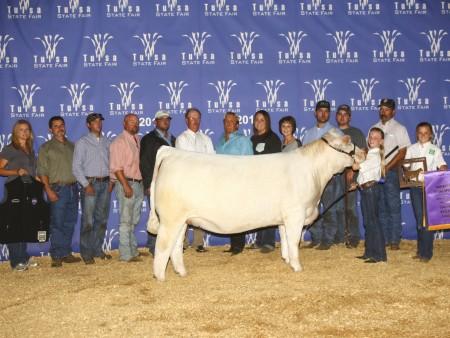 Tulsa Supreme Heifer