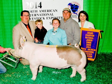 NAILE Jr. Champion