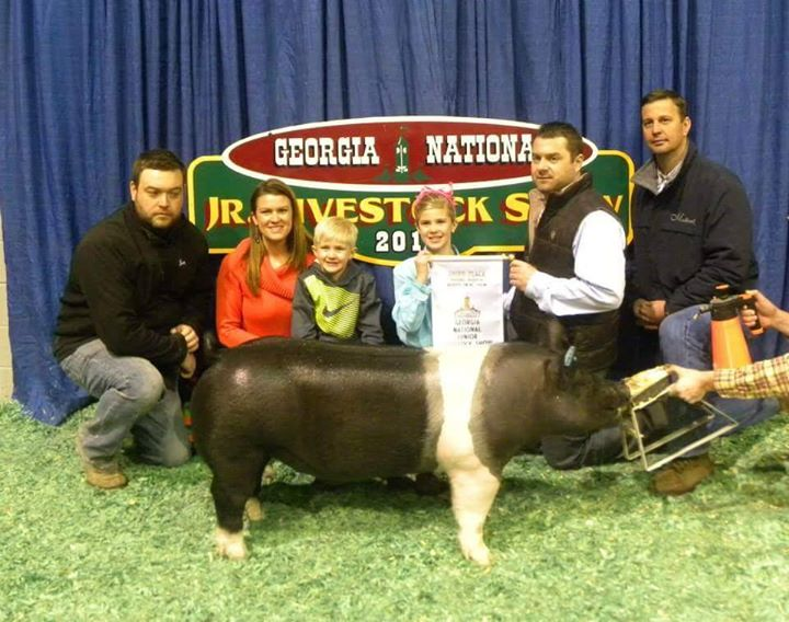 GA National Swine Show