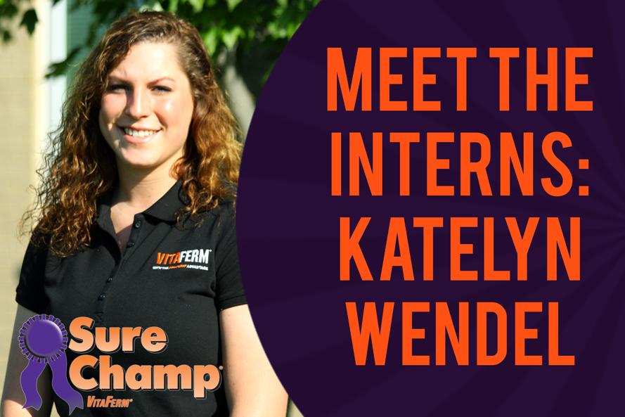 VitaFerm Intern Katelyn Wendel
