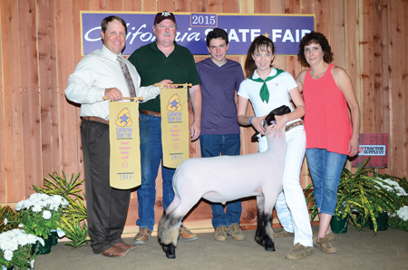 Maggie Madden Grand Champion Lamb 450×298
