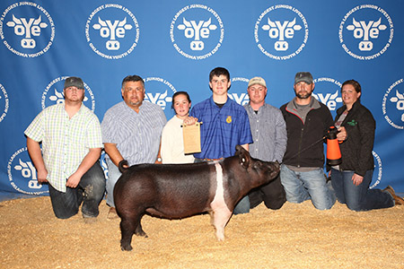 Class8Winner4thOverallHampBarrow_DaltonCooper_OYE