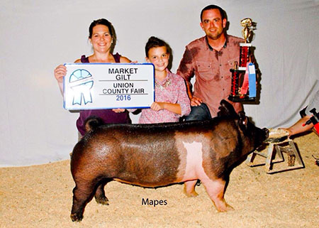camdyn burns_ grand_champion_gilt