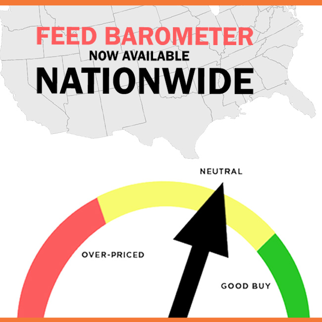 Feed Barometer