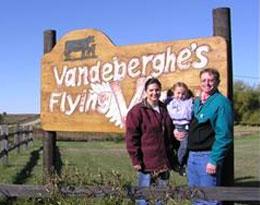 Paul, Lori & Kelsey Vanderberghe