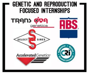 Reproduction Service Internships