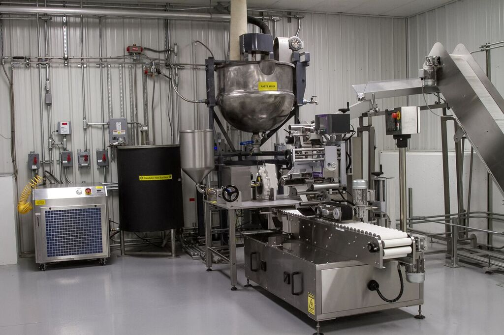 BioZyme Small Package Manufacturing Line