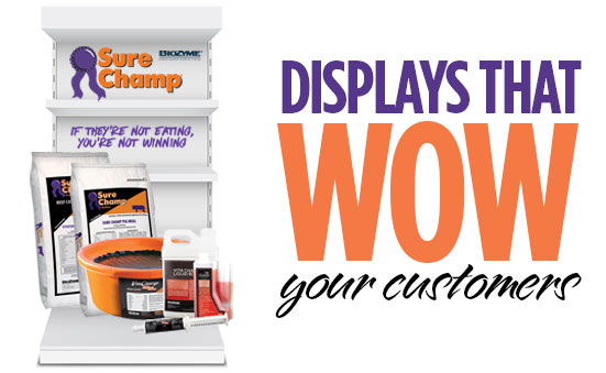 Displays that Wow Your Customers