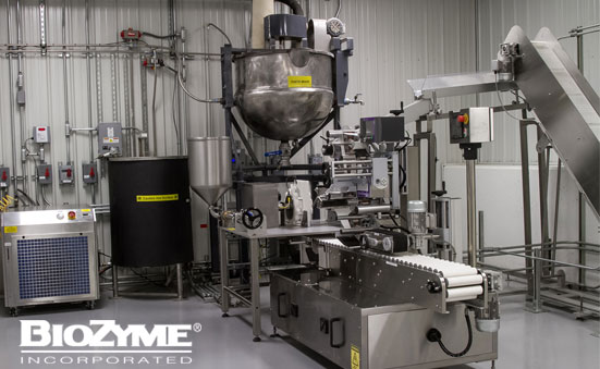 BioZyme Adds New Small-Package Manufacturing Plant