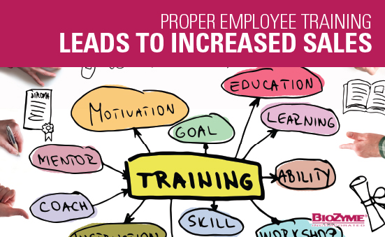 Proper Employee Training Leads to Increased Sales