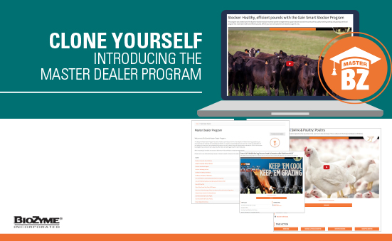 Clone Yourself: Master Dealer Program