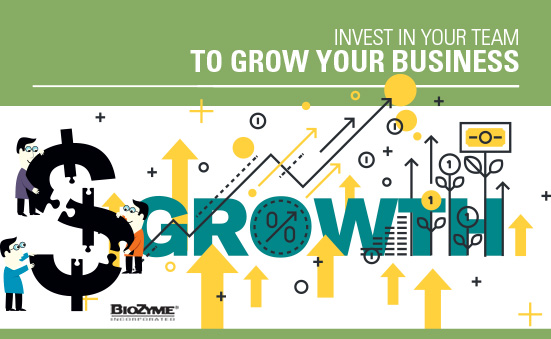 Invest in Your Team to Grow Your Business