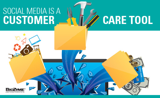 Social Media is a Customer Care Tool