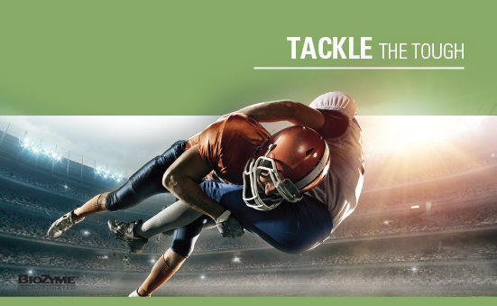 Tackle the Tough
