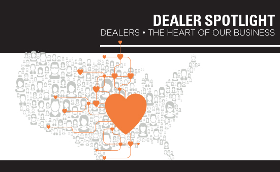Dealer Spotlight: YOU!