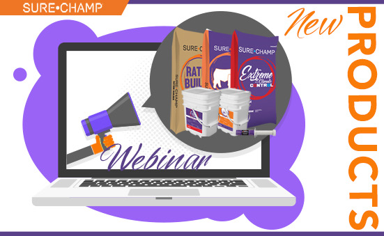 Sure Champ Product Line Webinar