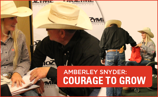 Amberley Snyder: Courage to Grow