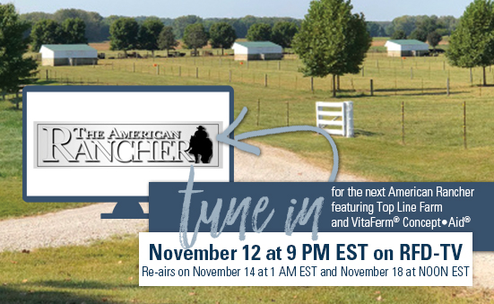 Next American Rancher: November 12