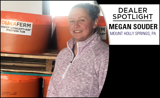 Dealer Spotlight: Megan Souder