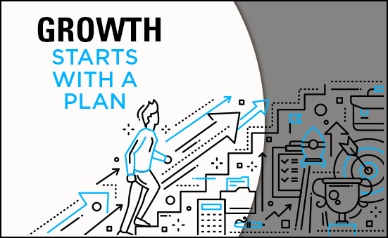 Growth Starts with a Plan