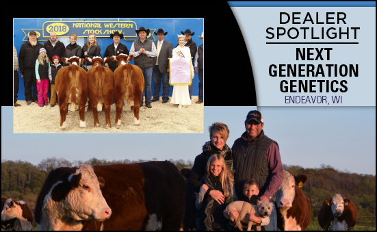 Dealer Spotlight: Next Generation Genetics