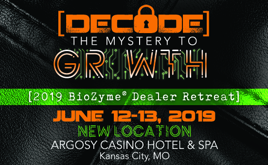2019 BioZyme Dealer Retreat Location Announcement