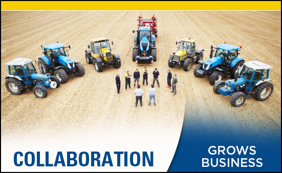 Collaboration Grows Business