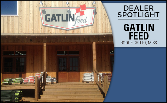 Dealer Spotlight: Gatlin Feed