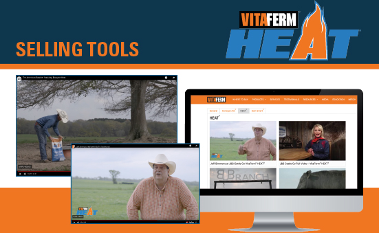 VitaFerm® HEAT® Positioning Tools