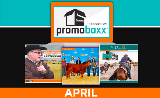April PromoBoxx Campaigns