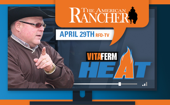 Dont Miss The American Rancher April 29th!