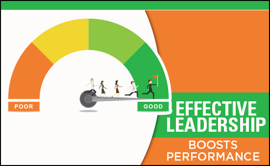 Effective Leadership Boosts Performance