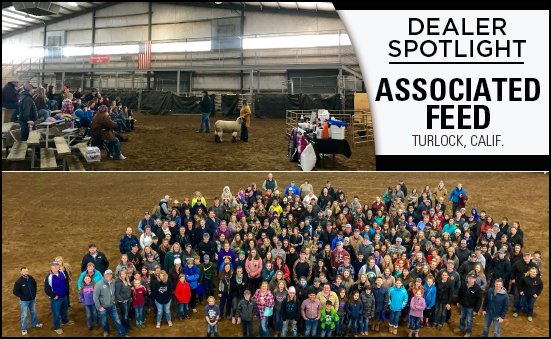 Dealer Spotlight: Associated Feed