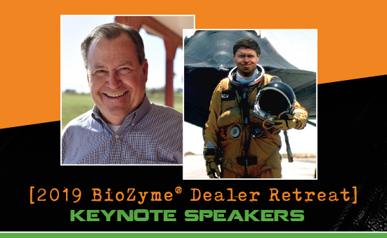 2019 Dealer Retreat Keynote Speakers