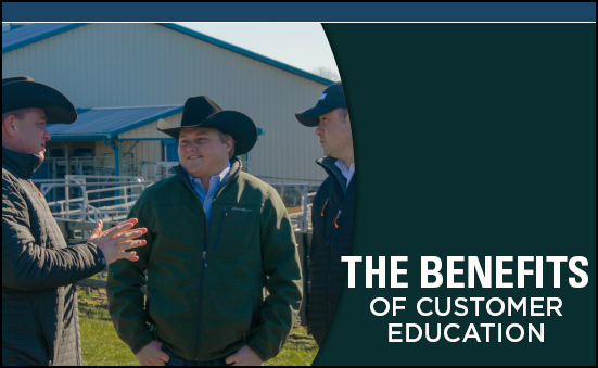 The Benefits of Customer Education
