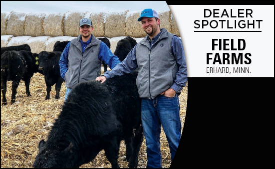 Dealer Spotlight: Field Farms