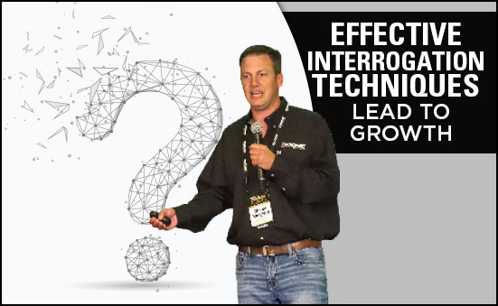 Effective Interrogation Techniques Lead to Growth